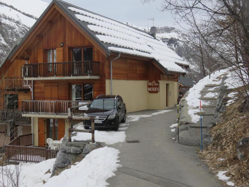 Urlaub in den Bergen Chalet Val des Neiges - Valloire