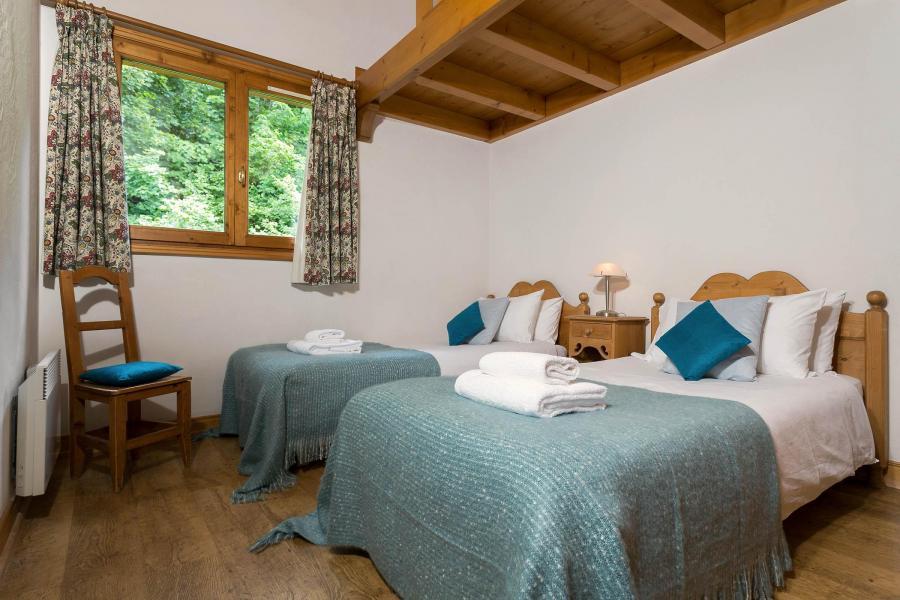 Vacances en montagne Chalet Vallon - Méribel - Chambre