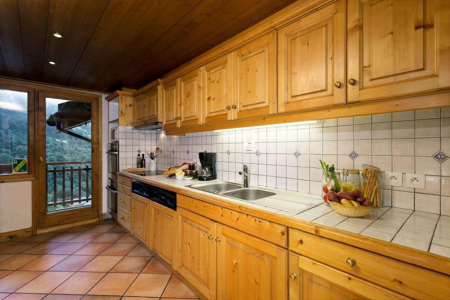 Vacances en montagne Chalet Vallon - Méribel - Cuisine