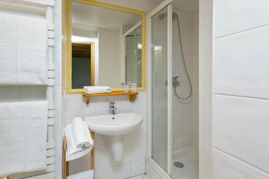 Vacances en montagne Chalet Vallon - Méribel - Salle de bains