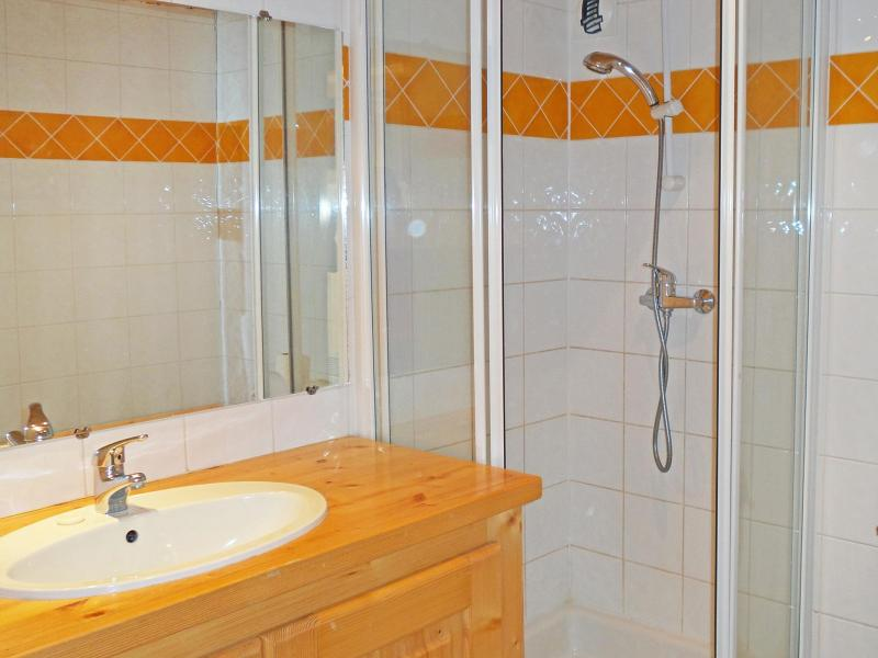 Holiday in mountain resort Chalet Vanoise - Champagny-en-Vanoise - Shower room