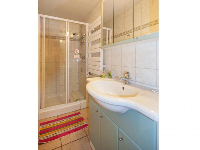 Urlaub in den Bergen Chalet Vieux Moulin - Champagny-en-Vanoise - Badezimmer