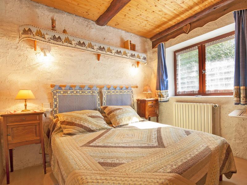 Urlaub in den Bergen Chalet Vieux Moulin - Champagny-en-Vanoise - Schlafzimmer