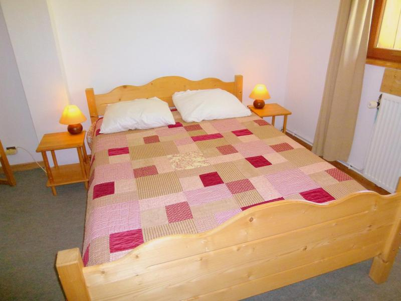 Holiday in mountain resort Chalet Vista Mont Blanc - Valmorel - Bedroom