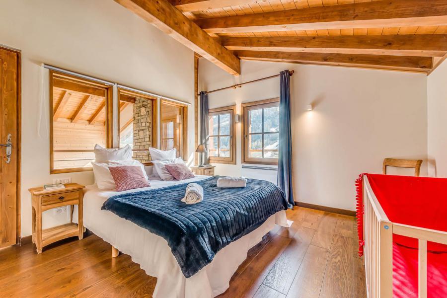 Wakacje w górach Domek górski 7 pokojowy 12 osób - Chalet Whistler - Tignes - Pokój