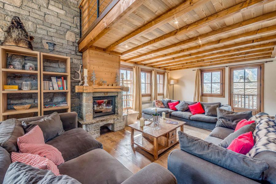 Wakacje w górach Domek górski 7 pokojowy 12 osób - Chalet Whistler - Tignes - Pokój gościnny