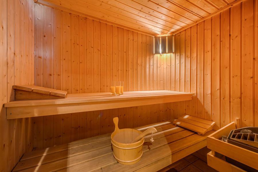 Wakacje w górach Domek górski 7 pokojowy 12 osób - Chalet Whistler - Tignes - Sauna