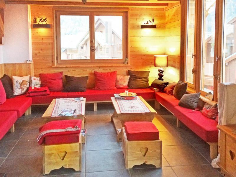 Wakacje w górach Chalet Ysengrin - Vaujany - Pokój gościnny