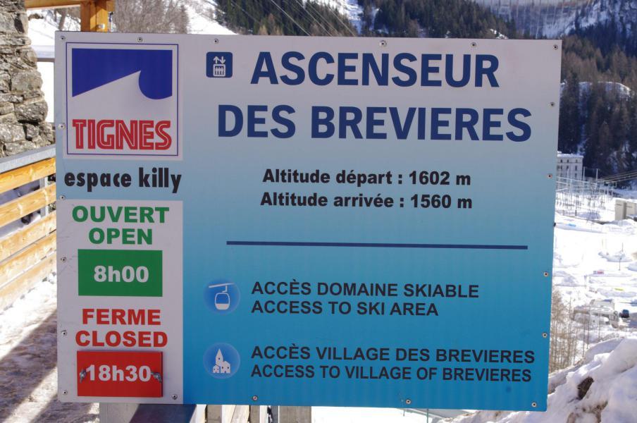 Wakacje w górach Chalet Zanskar - Tignes - Plan