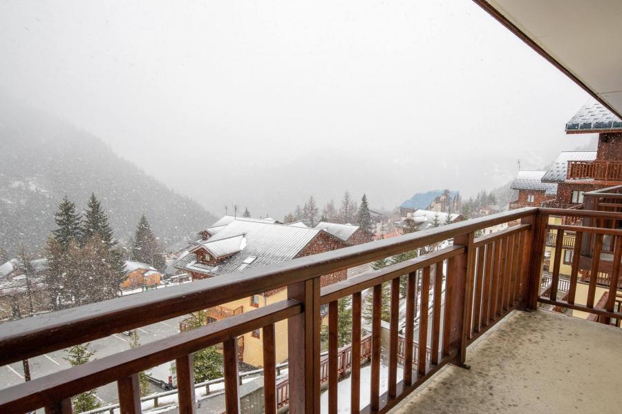 Vacaciones en montaña Apartamento 3 piezas para 6 personas (J22) - Chalets d'Arrondaz - Valfréjus