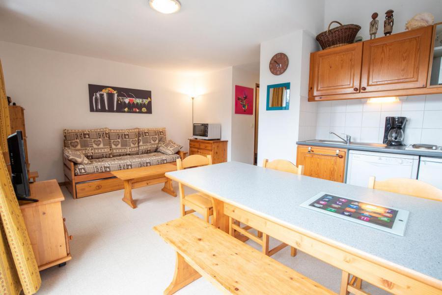 Vacaciones en montaña Apartamento 3 piezas para 6 personas (J24) - Chalets d'Arrondaz - Valfréjus