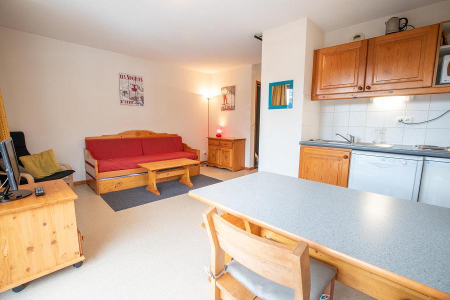 Vacaciones en montaña Apartamento 3 piezas para 6 personas (J12) - Chalets d'Arrondaz - Valfréjus - Alojamiento