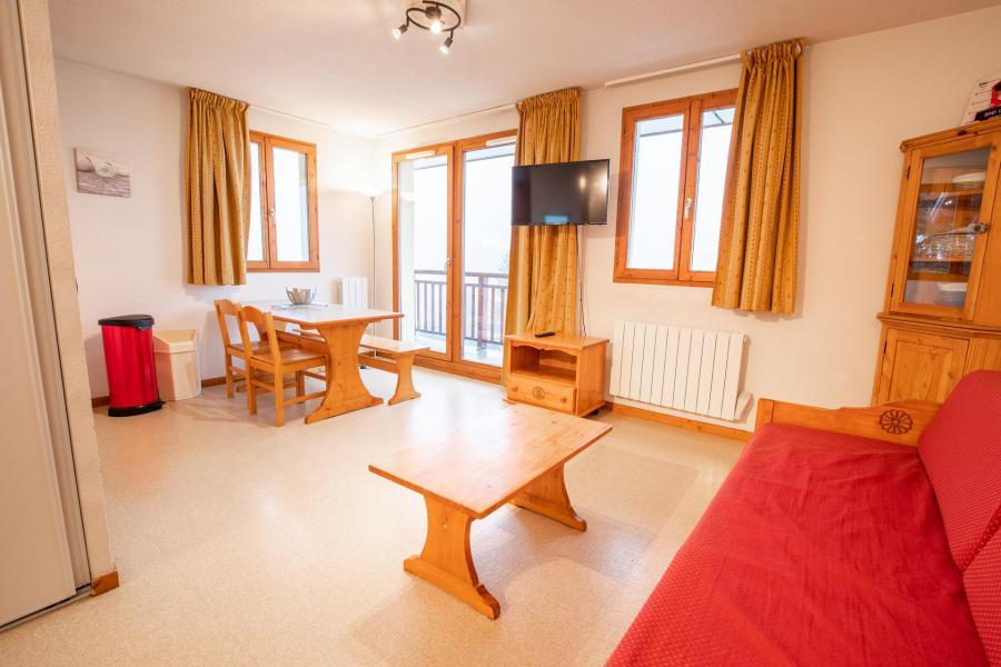 Vacaciones en montaña Apartamento 3 piezas para 6 personas (J22) - Chalets d'Arrondaz - Valfréjus - Estancia