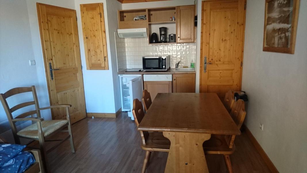 Vacaciones en montaña Apartamento 2 piezas para 4 personas (210) - Chalets de la Vallée d'Or Edelweiss - Valloire