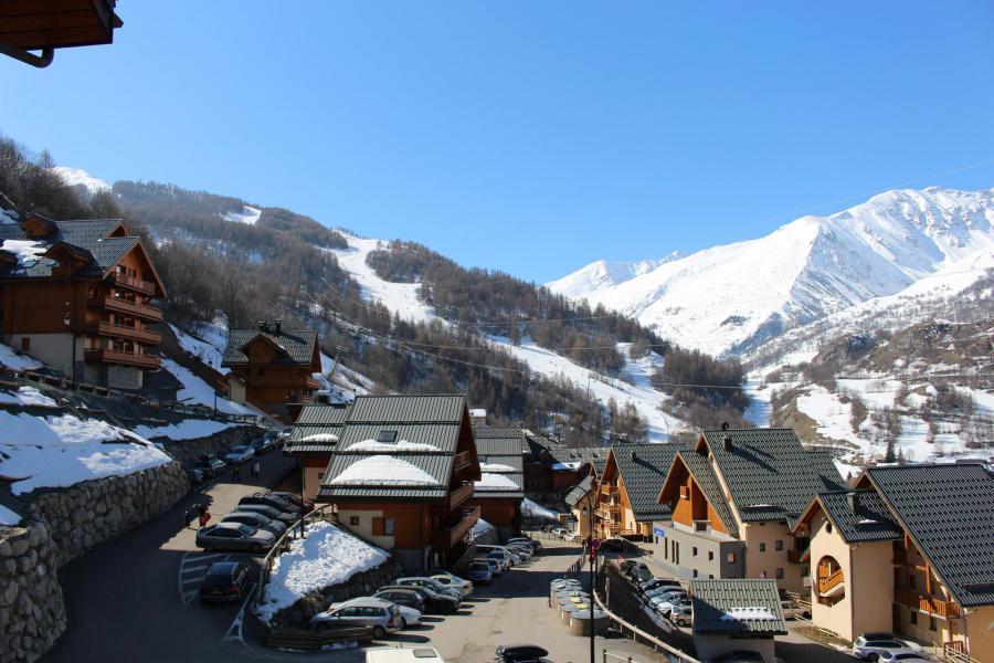 Wakacje w górach Apartament 2 pokojowy 4 osób (202) - Chalets de la Vallée d'Or Edelweiss - Valloire
