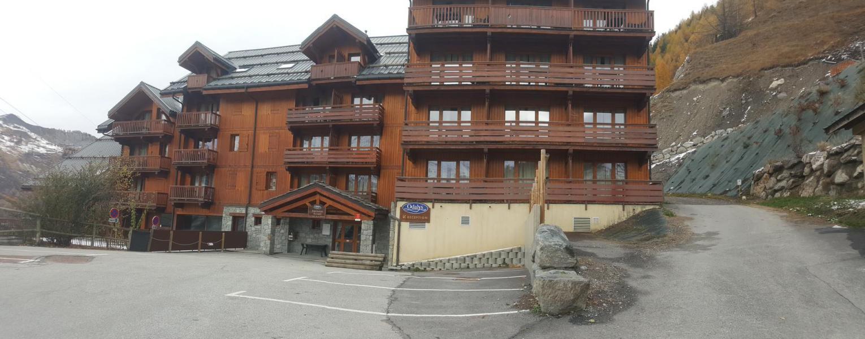 Wakacje w górach Apartament 2 pokojowy 4 osób (202) - Chalets de la Vallée d'Or Edelweiss - Valloire - Na zewnątrz latem
