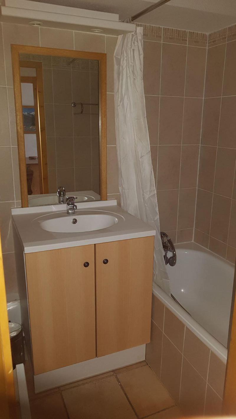 Vacaciones en montaña Apartamento 2 piezas para 4 personas (202) - Chalets de la Vallée d'Or Edelweiss - Valloire - Bañera