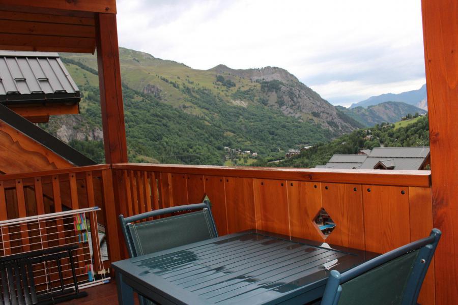Vacaciones en montaña Logement 2 pièces 4 personnes (PENSEE302) - Chalets de la Vallée d'Or Pensée - Valloire