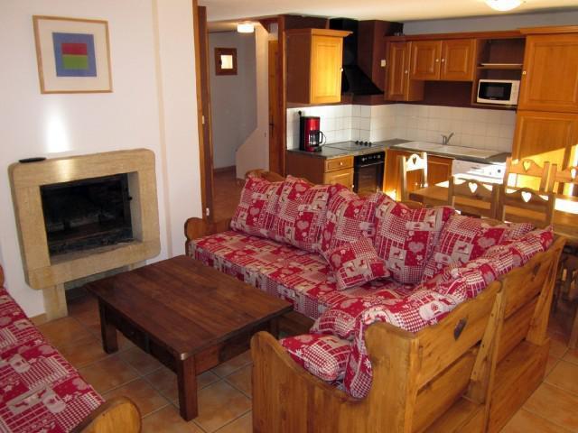 Vacances en montagne Chalet 5 pièces 8 personnes (3) - Chalets des Alpages - La Plagne - Séjour