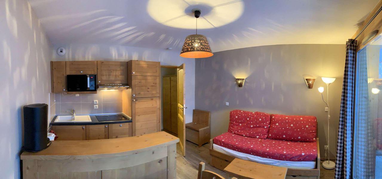 Wakacje w górach Apartament 2 pokojowy 4 osób (60) - Chalets des Rennes - Vars