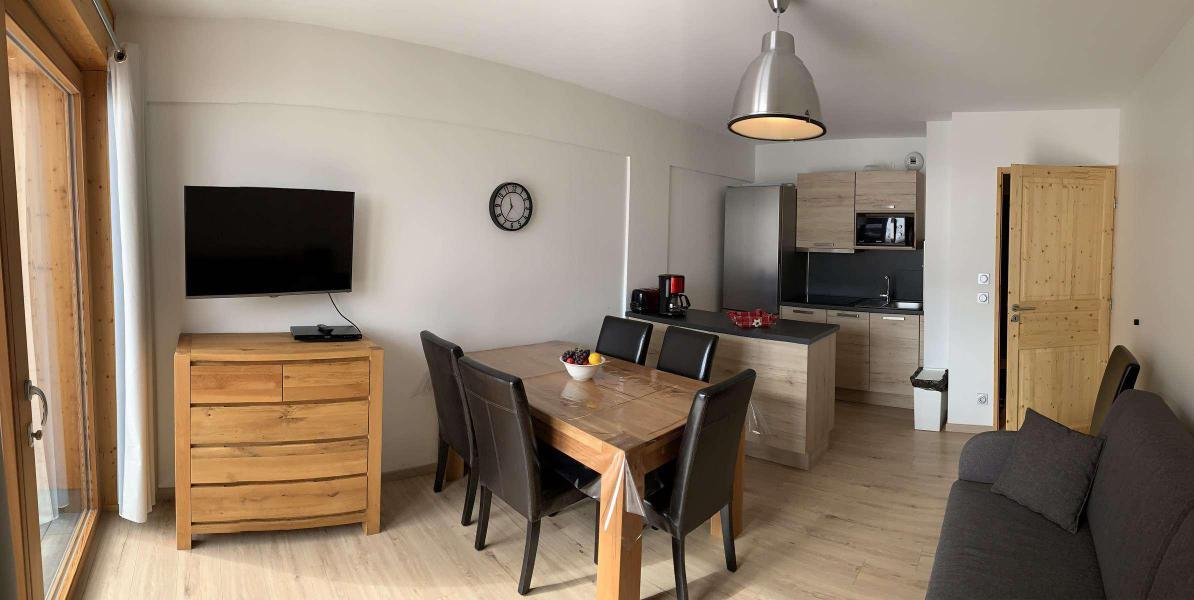 Wakacje w górach Apartament 3 pokojowy 6 osób (55) - Chalets des Rennes - Vars