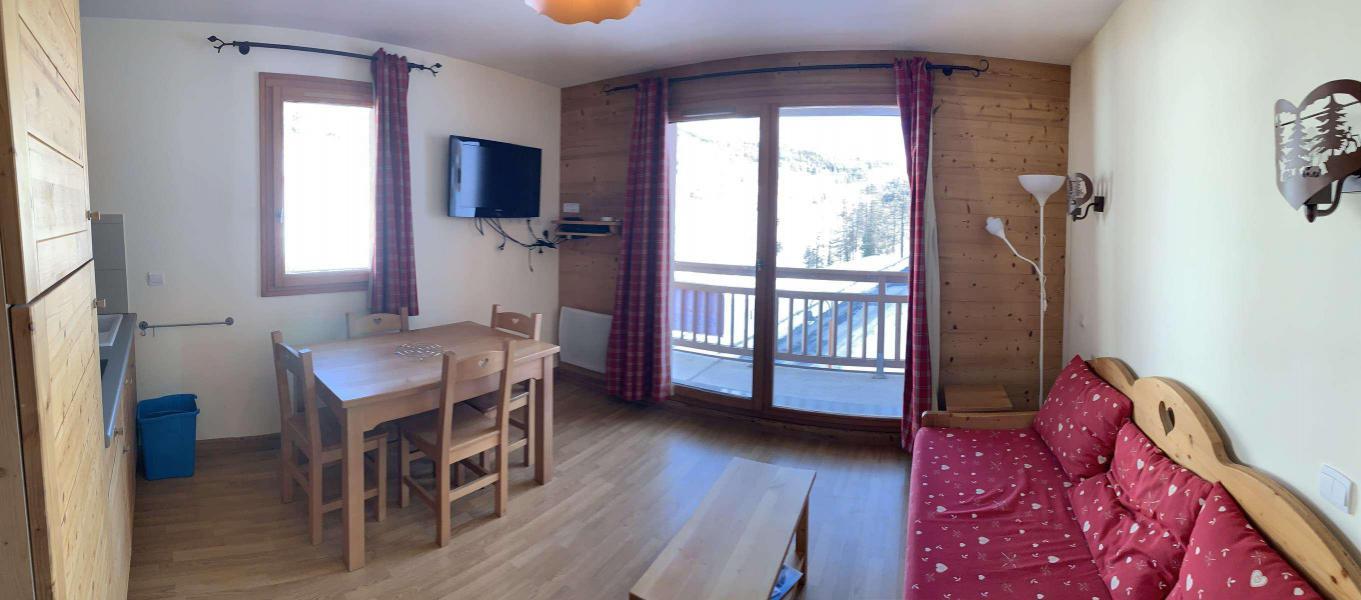 Wakacje w górach Apartament 2 pokojowy 4 osób (83) - Chalets des Rennes - Vars