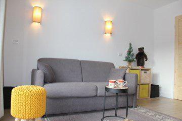 Wakacje w górach Apartament 2 pokojowy 4 osób (85) - Chalets des Rennes - Vars