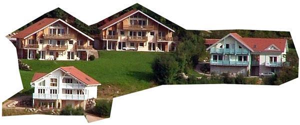 Urlaub in den Bergen Chalets Domaine les Adrets - Gérardmer -