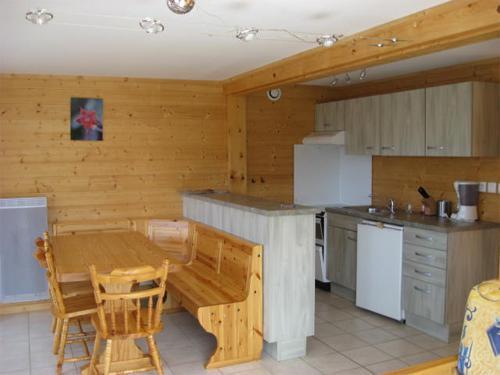 Vacances en montagne Appartement 3 pièces 6 personnes - Chalets Domaine les Adrets - Gérardmer - Cuisine