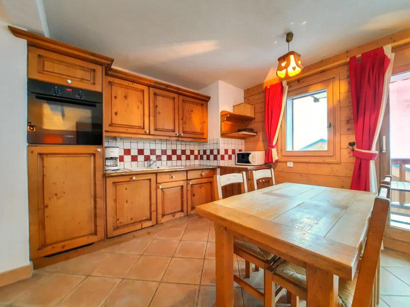 Vacances en montagne Appartement 3 pièces 4 personnes (A1) - Chalets du Doron - Les Menuires