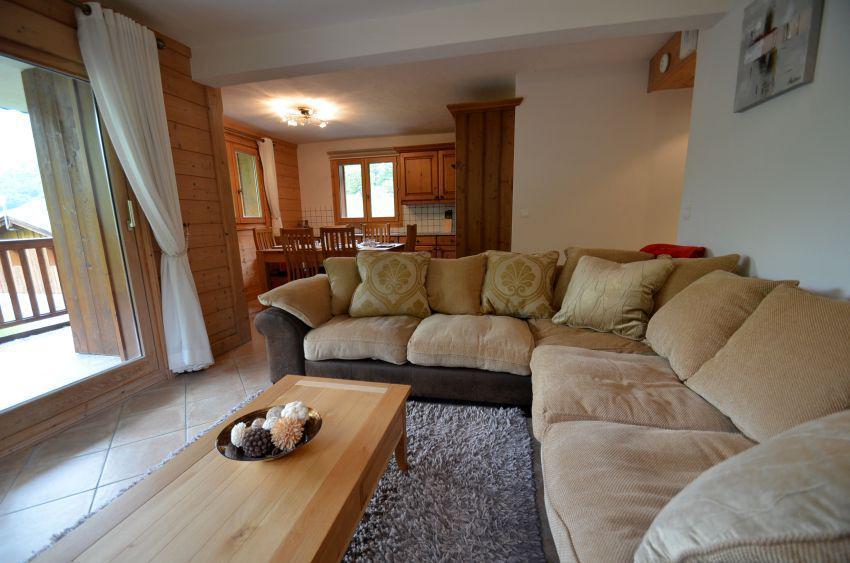 Vacances en montagne Appartement 4 pièces 6 personnes (B4) - Chalets du Doron - Les Menuires