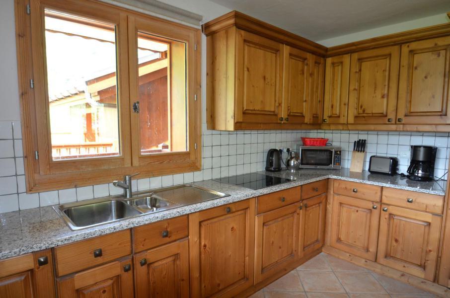Vacances en montagne Appartement 4 pièces 6 personnes (B4) - Chalets du Doron - Les Menuires - Logement