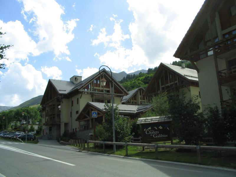 Urlaub in den Bergen Chalets du Galibier - Valloire - Draußen im Sommer