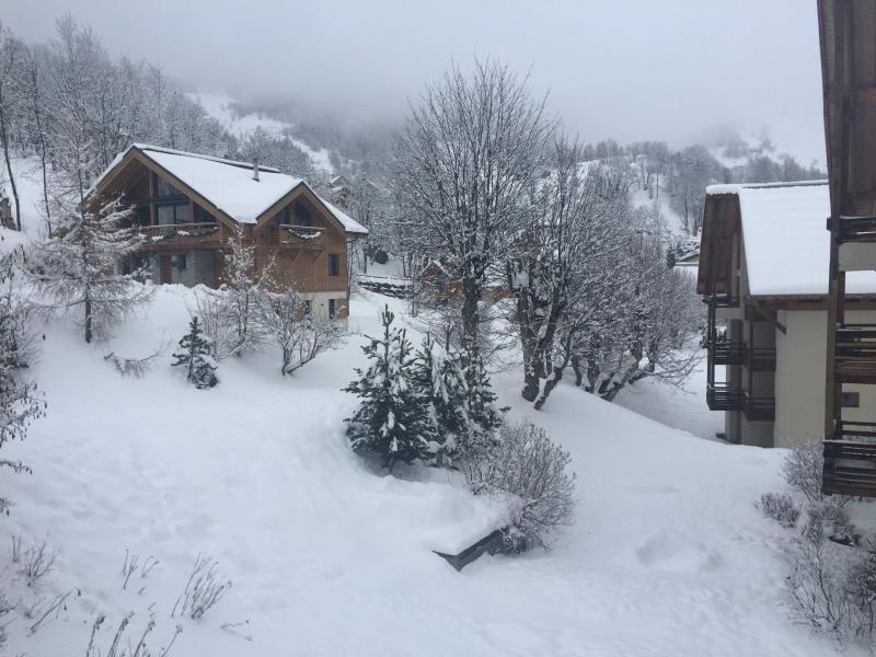 Urlaub in den Bergen Studio für 2 Personen (11) - Chalets du Galibier - Valloire