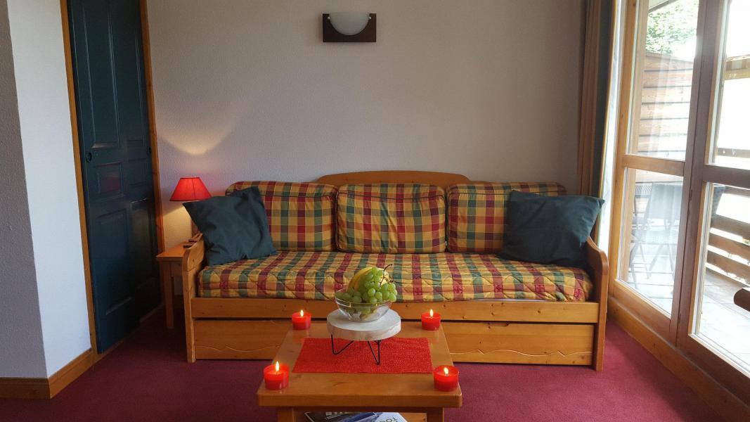Urlaub in den Bergen Studio für 2 Personen (11) - Chalets du Galibier - Valloire - Wohnzimmer