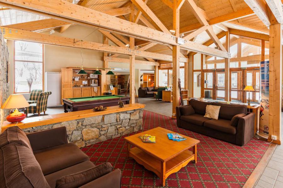 Urlaub in den Bergen Chalets du Galibier - Valloire - Wohnzimmer