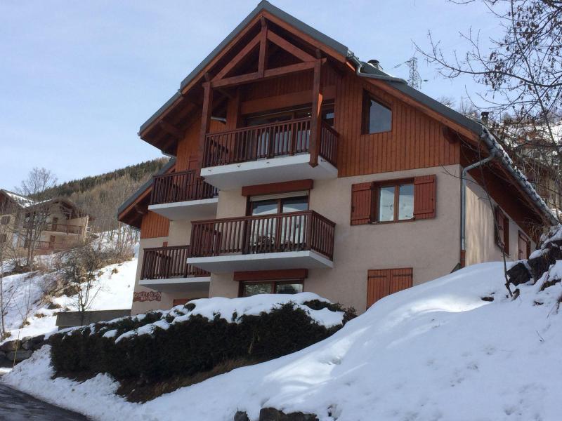 Urlaub in den Bergen Chalets du Pontet - Valloire