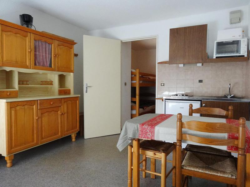 Holiday in mountain resort 1 room apartment 4 people (3) - Chalets du Soleil - Les 2 Alpes - Accommodation