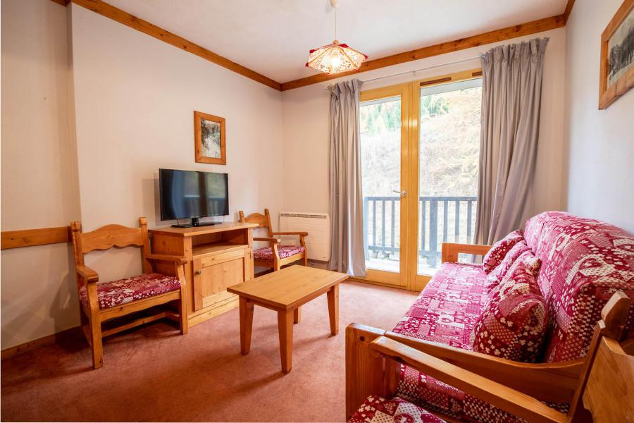 Holiday in mountain resort 3 room apartment 6 people (B156) - Chalets du Thabor - Valfréjus