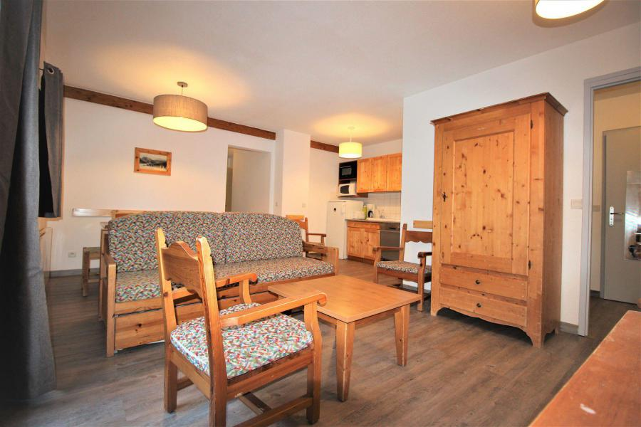 Holiday in mountain resort Logement 3 pièces 8 personnes (CTHAB46) - Chalets du Thabor - Valfréjus