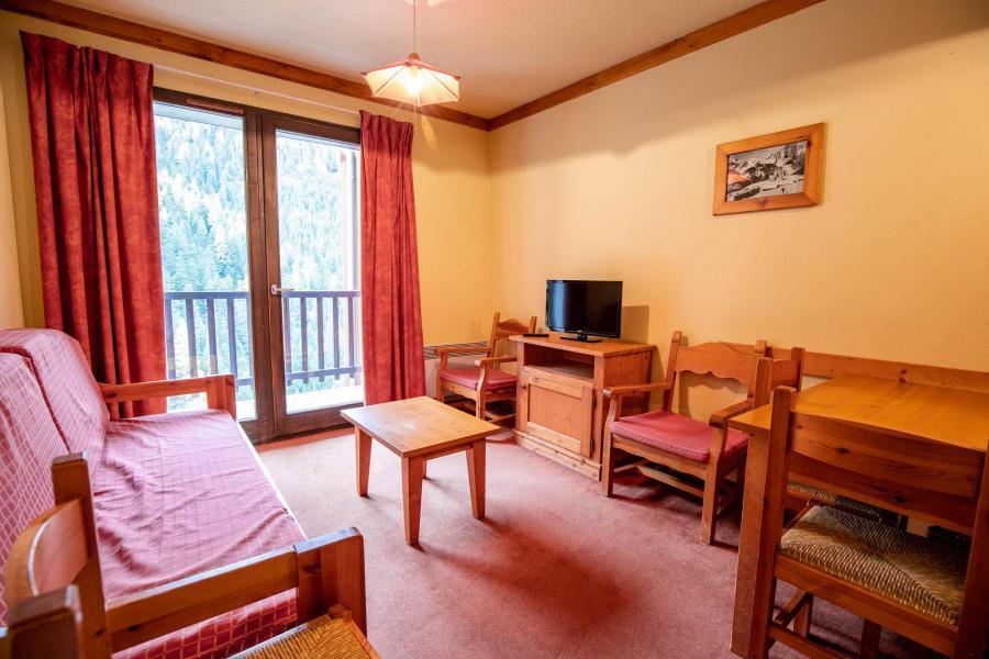 Wakacje w górach Apartament 2 pokojowy 4 osób (A231) - Chalets du Thabor - Valfréjus - Pokój gościnny