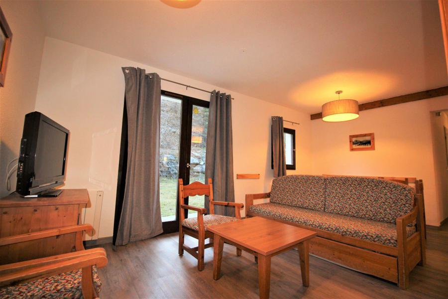 Wakacje w górach Apartament 3 pokojowy kabina 8 osób (46) - Chalets du Thabor - Valfréjus - Zakwaterowanie