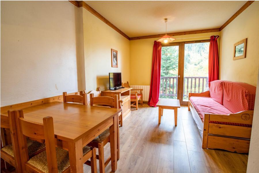 Vacaciones en montaña Apartamento 2 piezas para 4 personas (A9) - Chalets du Thabor - Valfréjus - Alojamiento