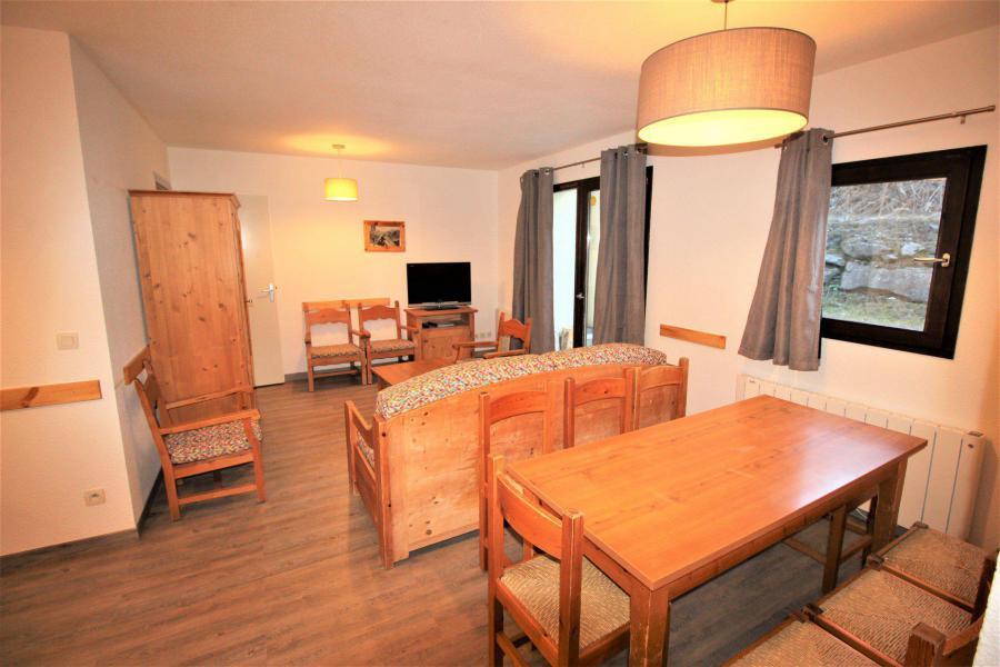 Vacaciones en montaña Apartamento 3 piezas cabina para 8 personas (46) - Chalets du Thabor - Valfréjus - Alojamiento