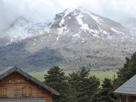 Vacaciones en montaña Chalet semi-separado 4 piezas para 8 personas (L2) - Chalets la Crête du Berger - La Joue du Loup - Verano