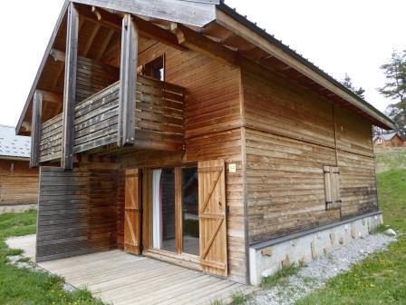 Vacaciones en montaña Chalet semi-separado 4 piezas para 8 personas (L2) - Chalets la Crête du Berger - La Joue du Loup