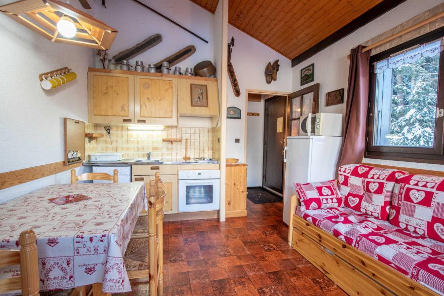 Vacaciones en montaña Apartamento cabina 2 piezas para 6 personas (EP68C) - Chalets les Epervières - La Norma