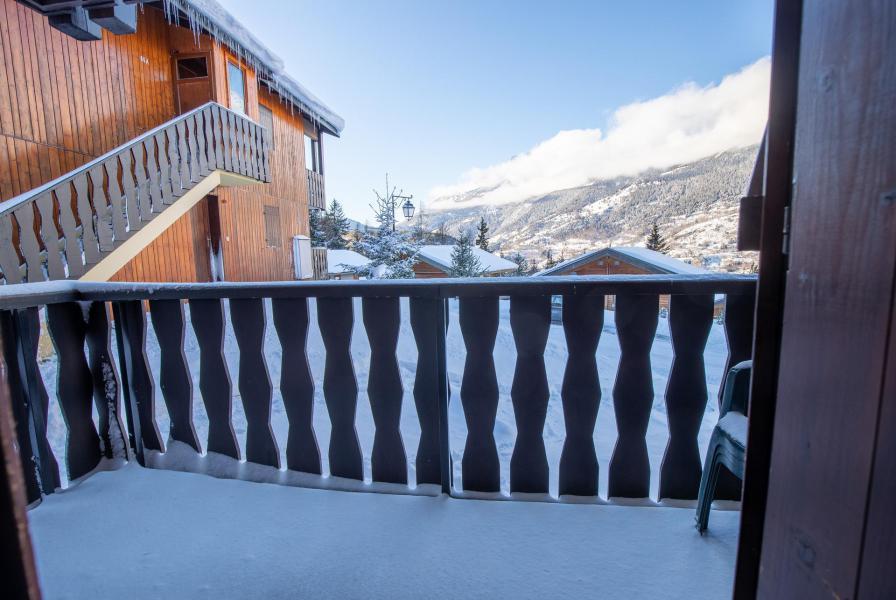 Wakacje w górach Apartament 2 pokojowy z alkową 6 osób (EP67F) - Chalets les Epervières - La Norma