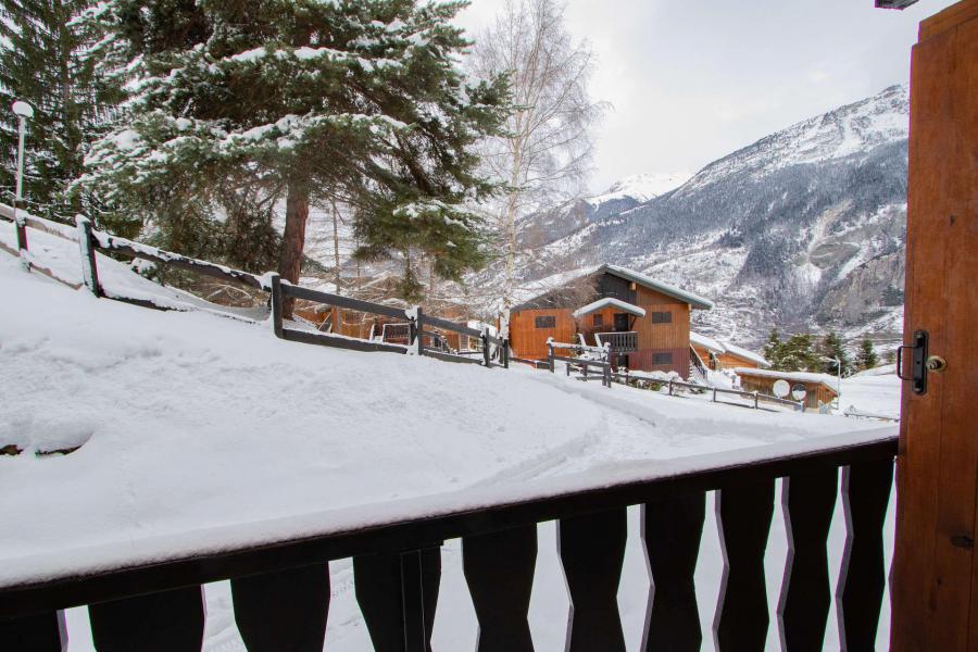 Wakacje w górach Apartament 2 pokojowy z alkową 6 osób (EP72F) - Chalets les Epervières - La Norma