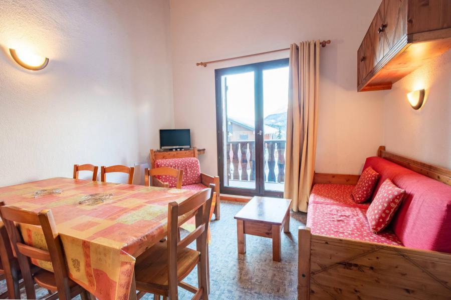 Wakacje w górach Apartament 2 pokojowy z antresolą 6 osób (EP71B) - Chalets les Epervières - La Norma